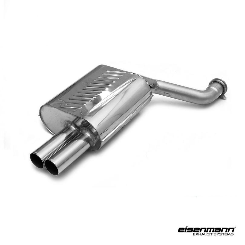 Eisenmann BMW E39 523i-530i Performance Exhaust