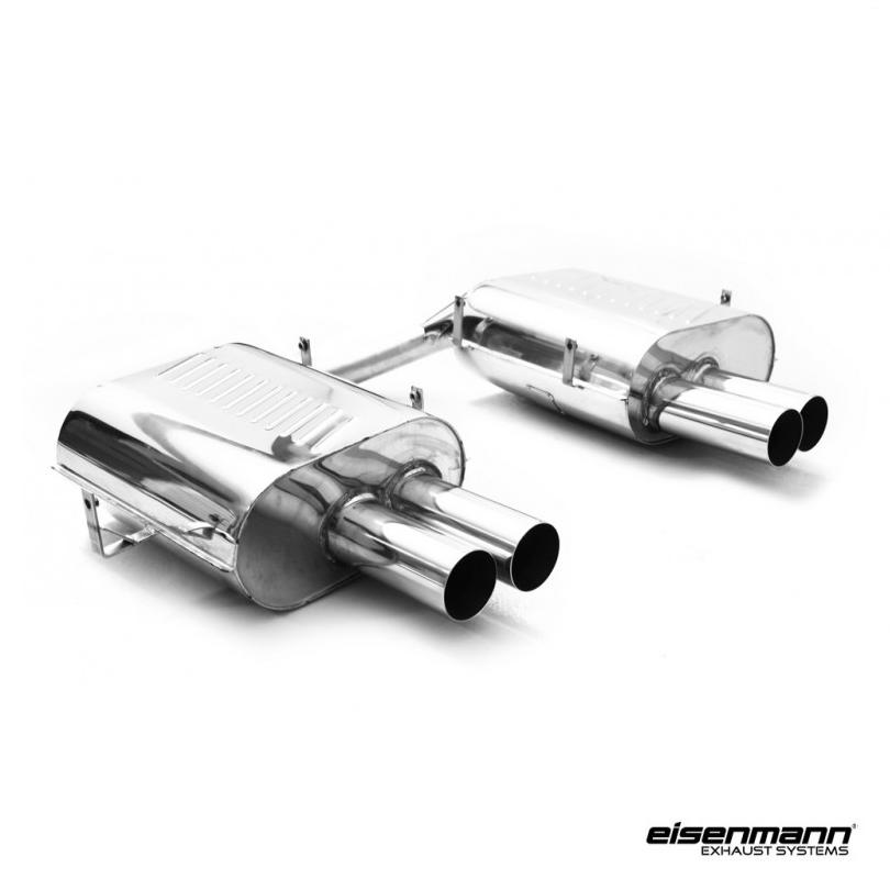 Eisenmann BMW E39 M5 Performance Exhaust