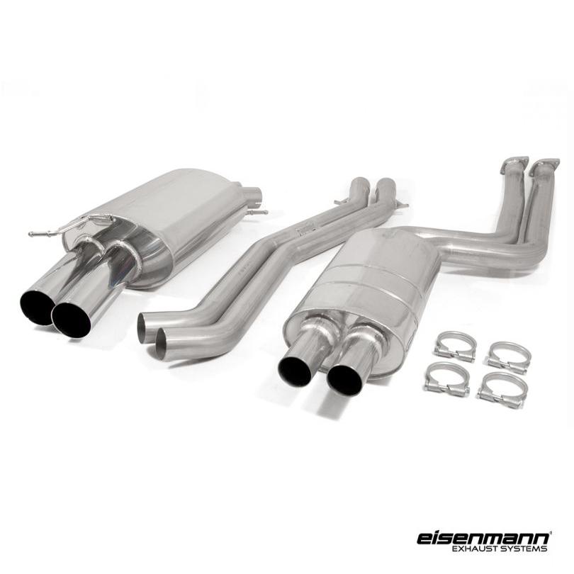Eisenmann Bmw E89 Z4 Sdrive23i 30i Performance Exhaust 2