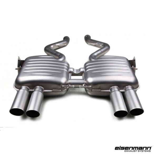 Bmw Performance Exhaust 335i: Eisenmann BMW E92 / E93 M3 Performance Exhaust