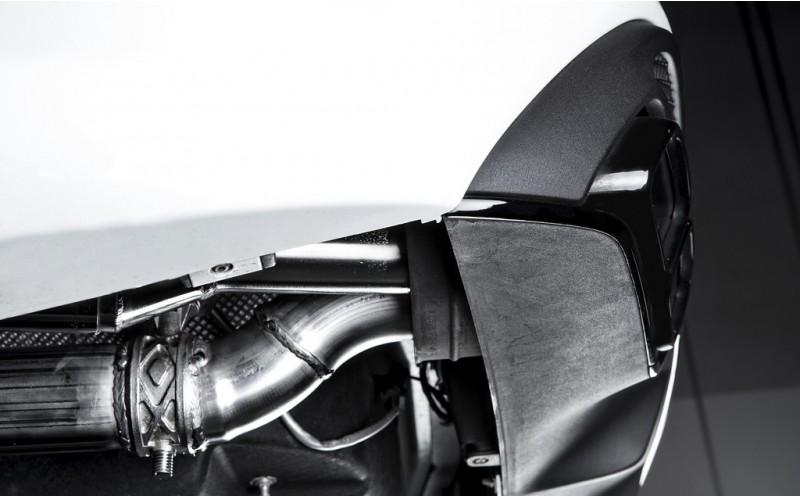 Eisenmann mercedes benz w205 c205 c63s amg race for Mercedes benz performance exhaust