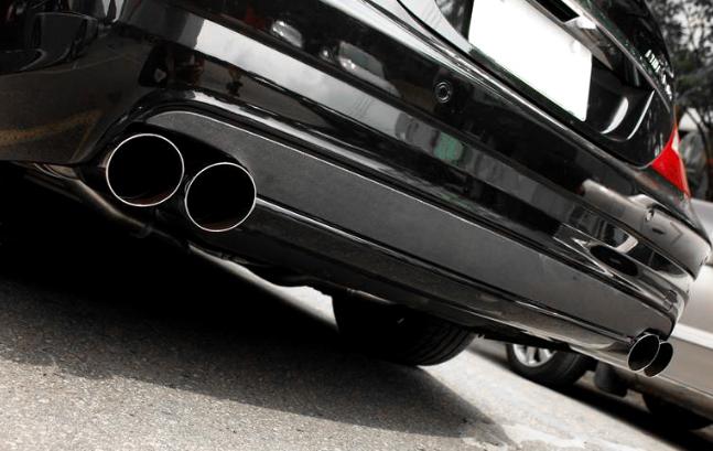 Eisenmann mercedes benz w219 cls500 performance exhaust for Mercedes benz performance exhaust