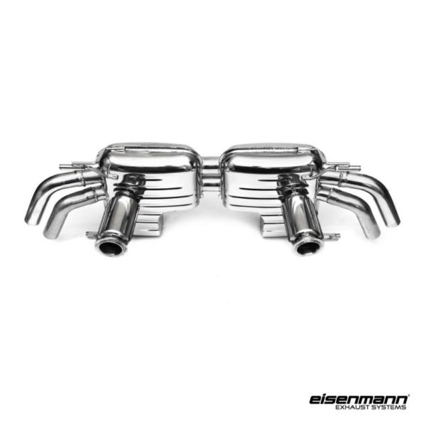 Eisenmann Audi TT RS (8J9) Performance Exhaust