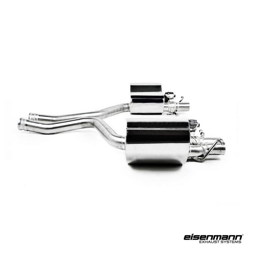 Eisenmann Mercedes-Benz W205/C205 C43 AMG Performance Exhaust